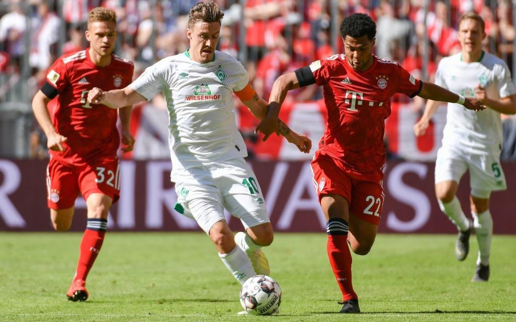 Werder im Pokal ohne Chance gegen die Bayern?