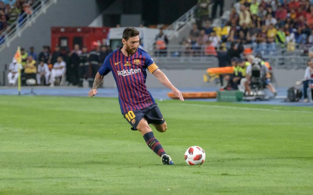 LEO MESSI (10 DEL FC Barcelona Barca *** LEO MESSI 10 OF FC BARCELONA