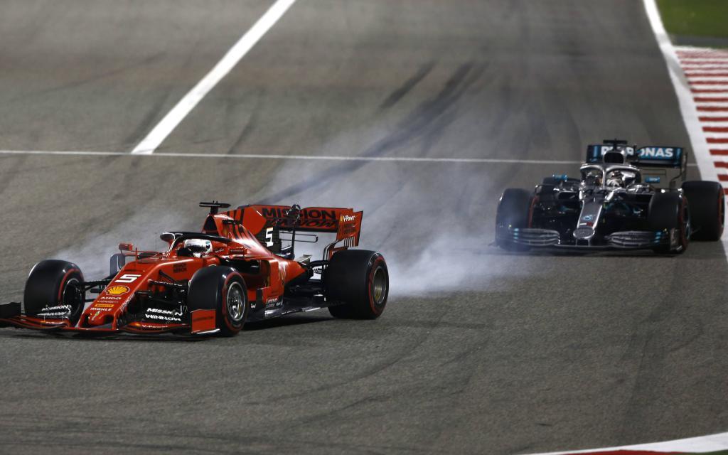 Sind Vettel und Hamilton in Shanghai schneller als ihre jungen Teamkollegen?