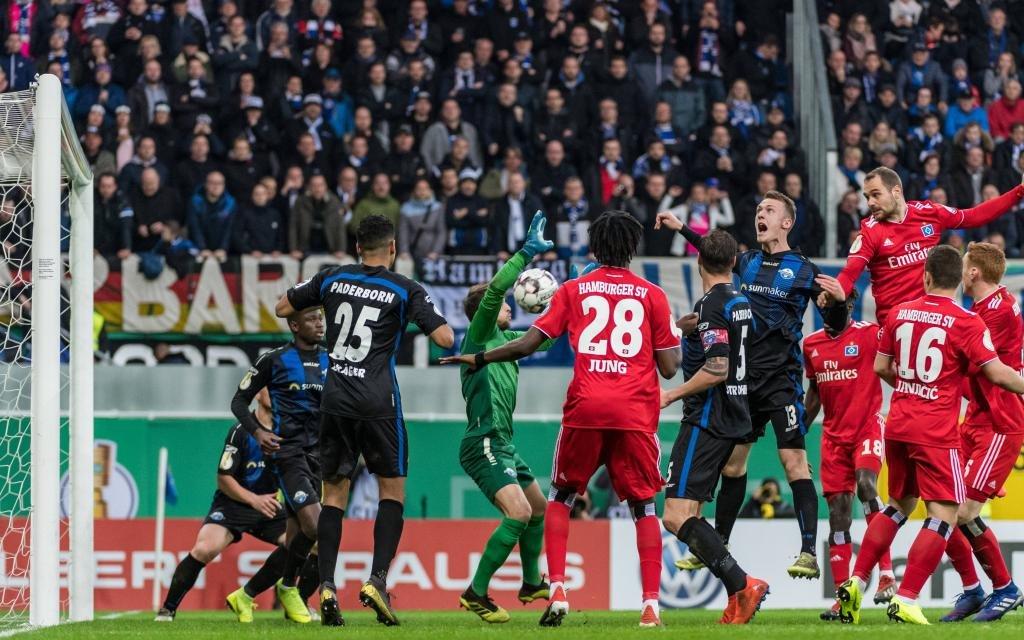 Paderborn-Hamburg: Endspiel im Aufstiegskampf
