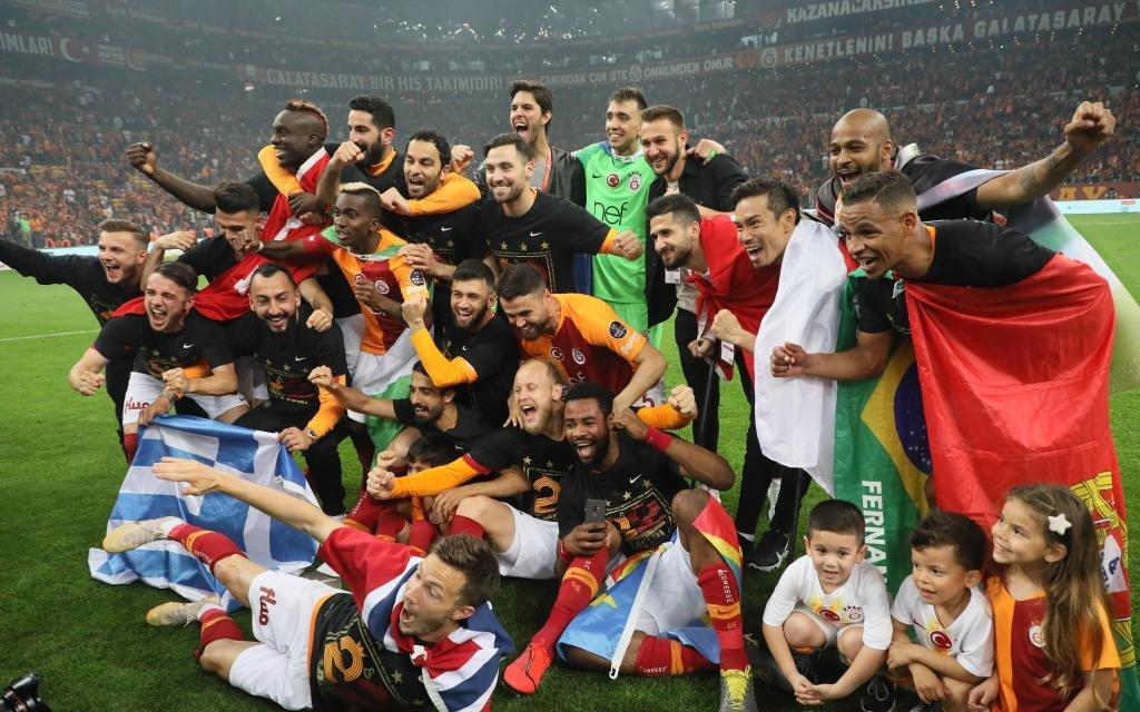 Alles Süper bei Galatasaray: Die Meisterschaft steht fest