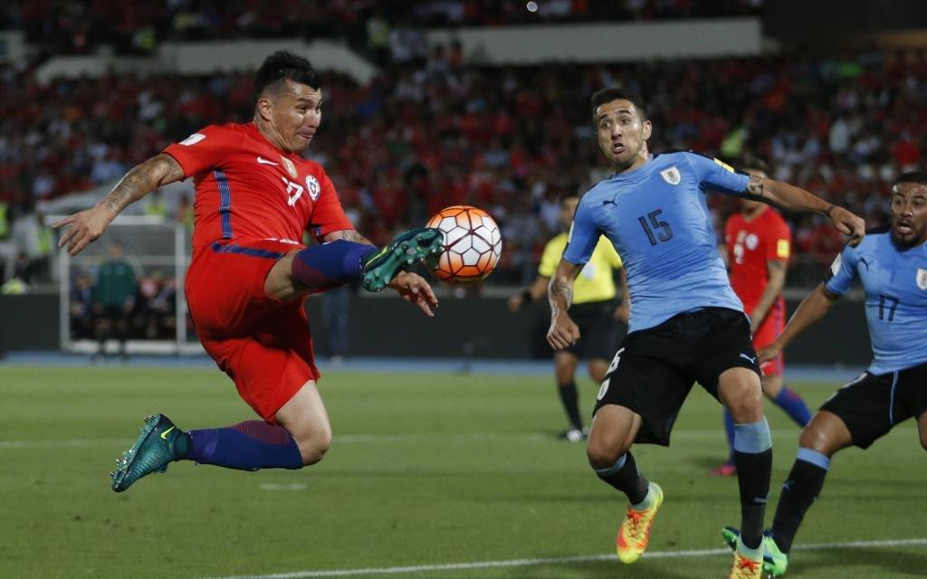 Chile-Uruguay: Wer geht als Gruppensieger ins Viertelfinale?