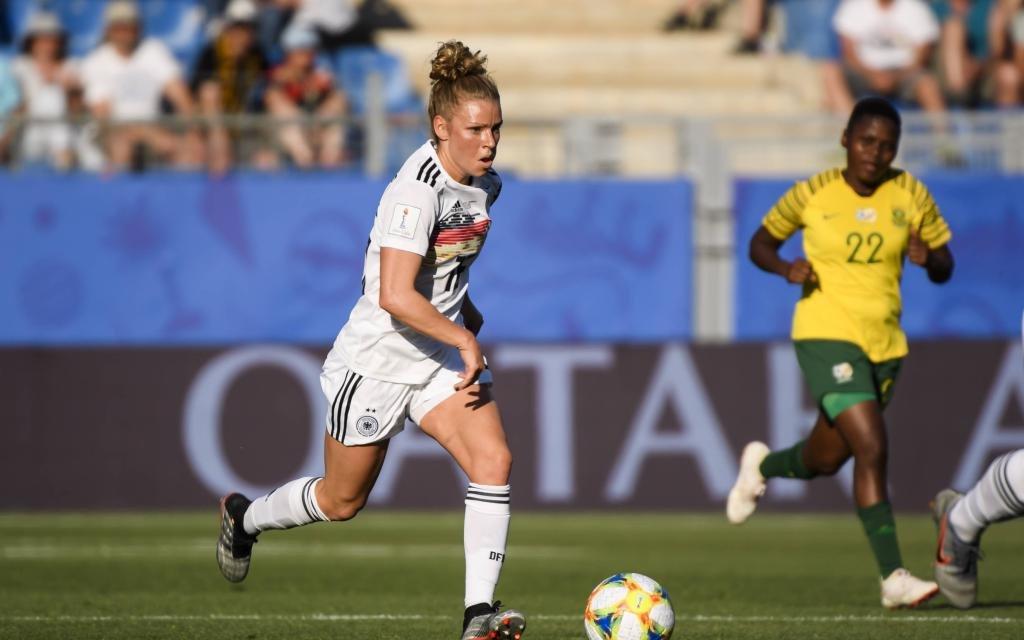 Deutschland-Nigeria: Erreichen DFB-Damen das Viertelfinale?
