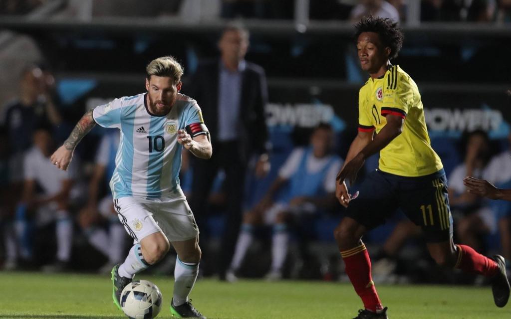 Argentinien-Kolumbien: Wer gewinnt den Copa-Auftakt?
