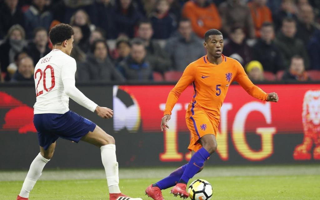 England Niederlande