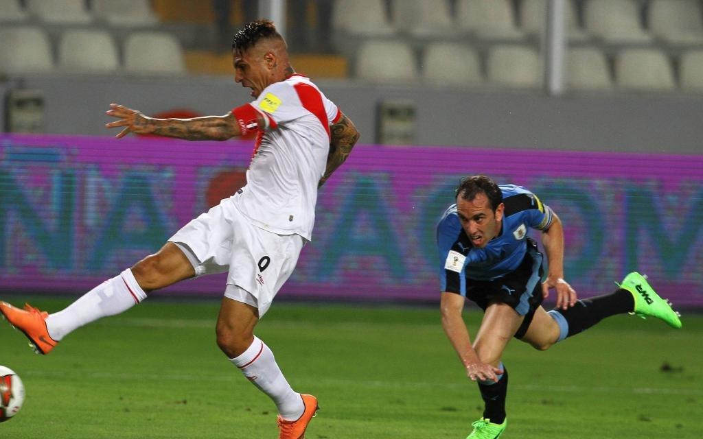 Uruguay-Peru: Cavani & Co. wollen ins Halbfinale