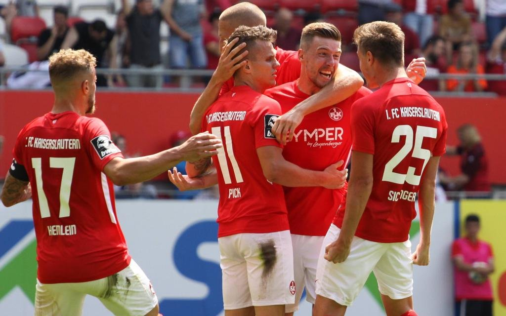 Feiert Lautern gegen Ingolstadt erneut eine 3er?
