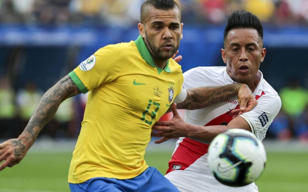 Copa-Finale: Revanchiert sich Peru bei Brasilien?