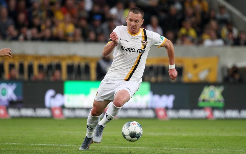 2.Bundesliga, Testspiel, SG Dynamo Dresden vs Paris Saint-Germain 16.07.19, Dresden, DDV-Stadion.