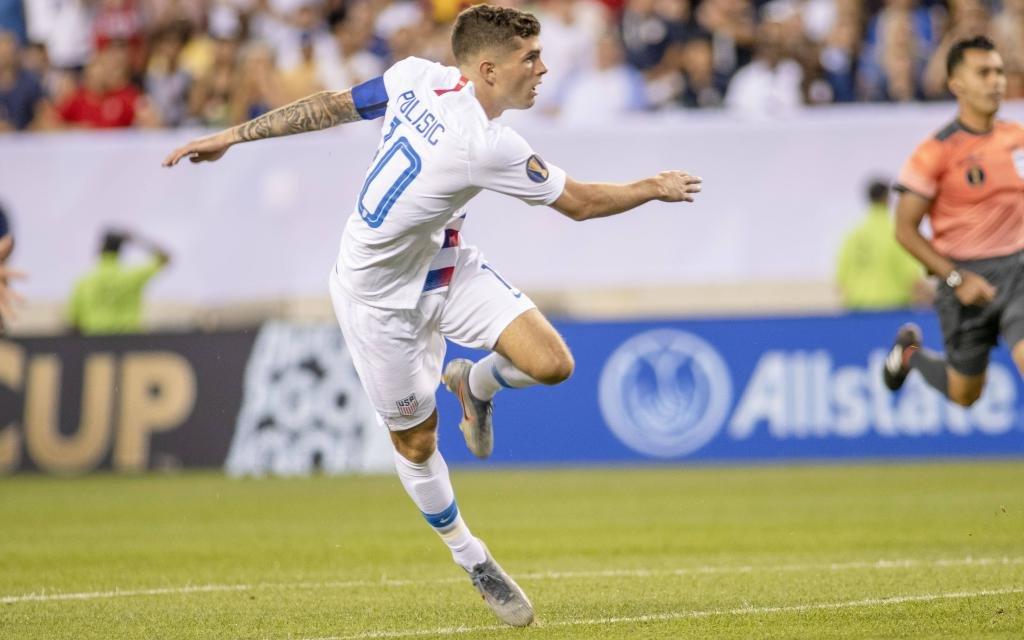 Gewinnt Pulisic mit den USA gegen Mexiko den Gold-Cup?