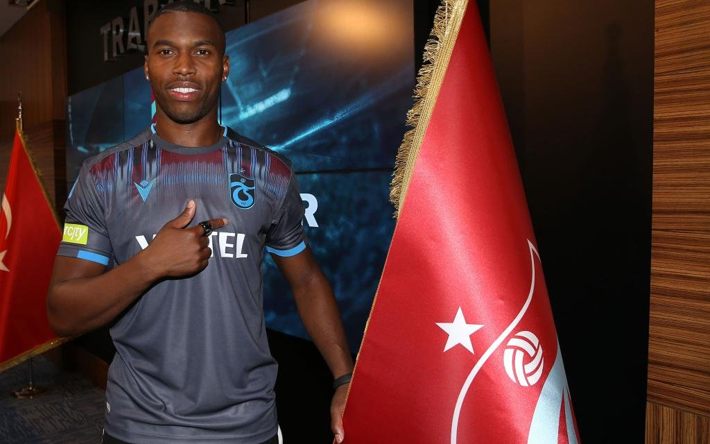 Alles Süper bei Trabzonspor: Daniel Sturridge ist da