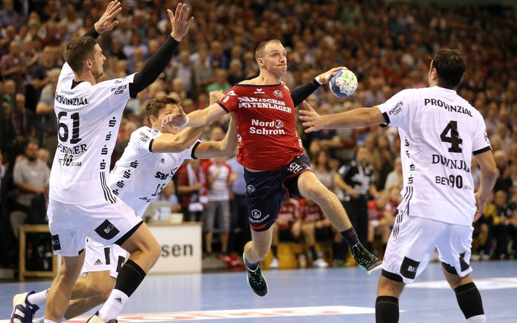 Wer gewinnt den Supercup, Meister Flensburg oder Pokalsieger Kiel?