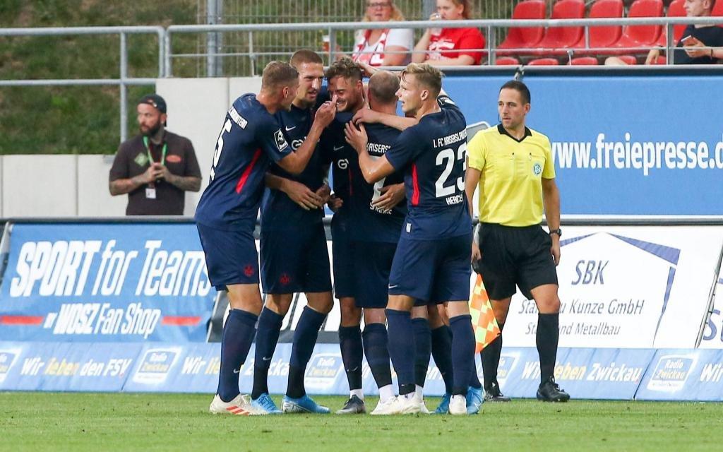 Kaiserslautern Mannheim Derby Auf Dem Betzenberg Oddset