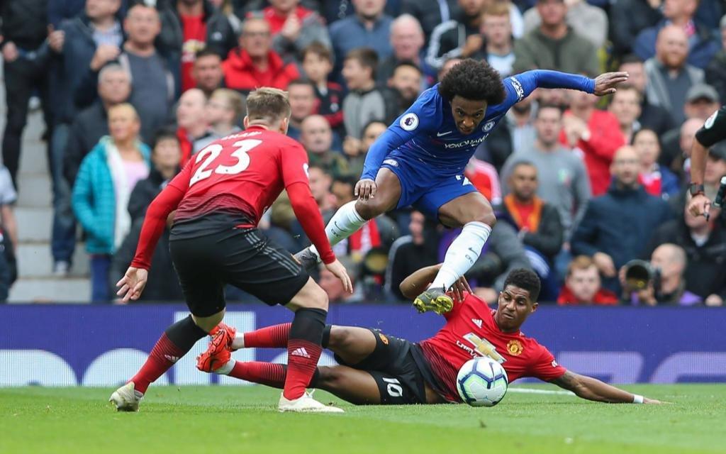 ManUnited - Chelsea: Wird's wieder weniger als 2,5 Tore geben?