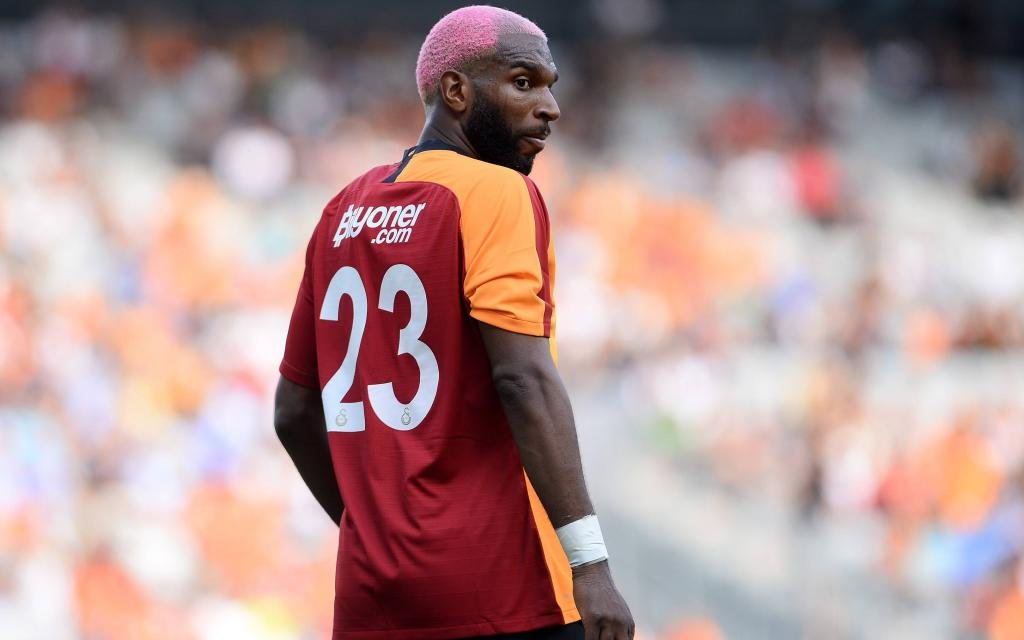 Hat die Haare schön: Galatasarays Neuzugang Ryan Babel