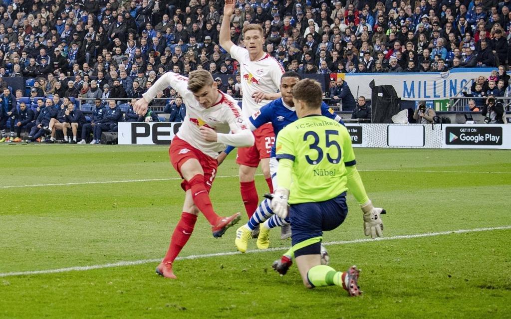 Spieltag 6 mit dem Duell Leipzig gegen Schalke.