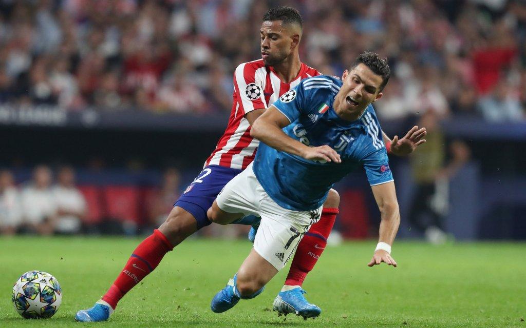 Kann auch Bayer 04 Juves Superstar Ronaldo stoppen?