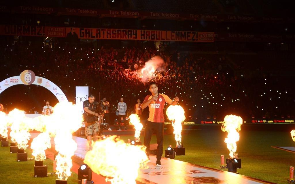 Falcao ist da, jetzt ist alles süper bei Galatasaray