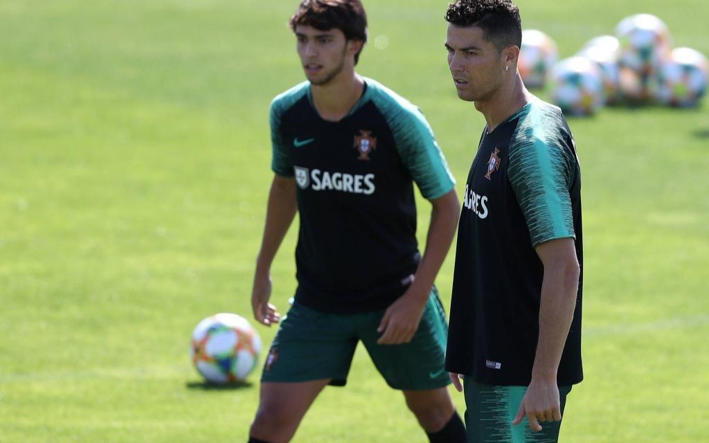 Cristiano Ronaldo und Joao Felix: Portugals neuer Wundersturm