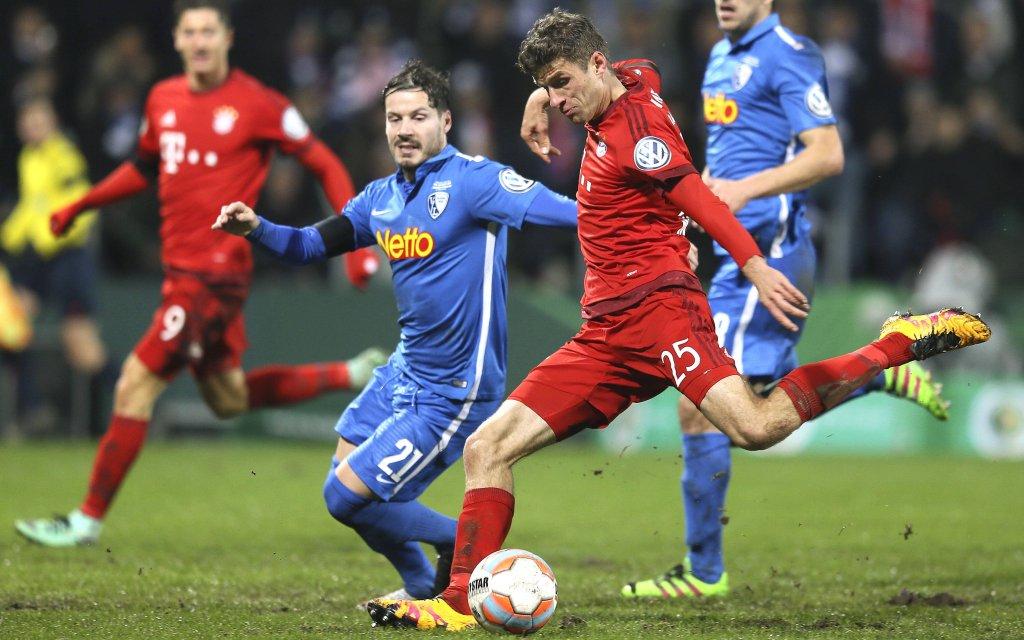 Bochum-Bayern: Schafft der VfL die Pokalsensation?