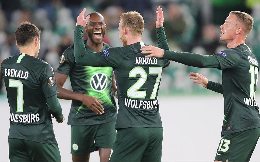 Trifft Wolfsburg auch in Gent?
