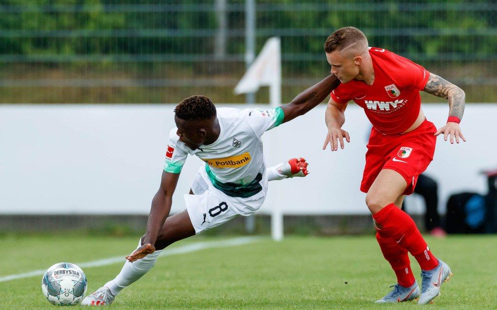 Gladbach - Augsburg: Vierter Liga-Sieg in Serie für die Borussia?