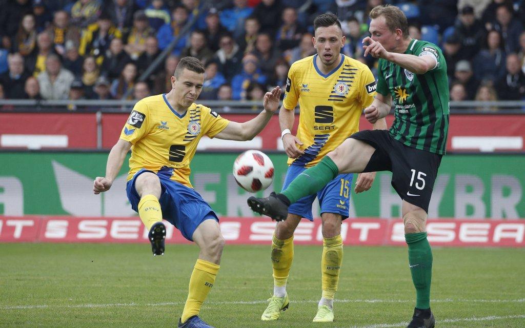 Münster-Braunschweig: erster Liga-Sieg seit drei Monaten für Preußen?