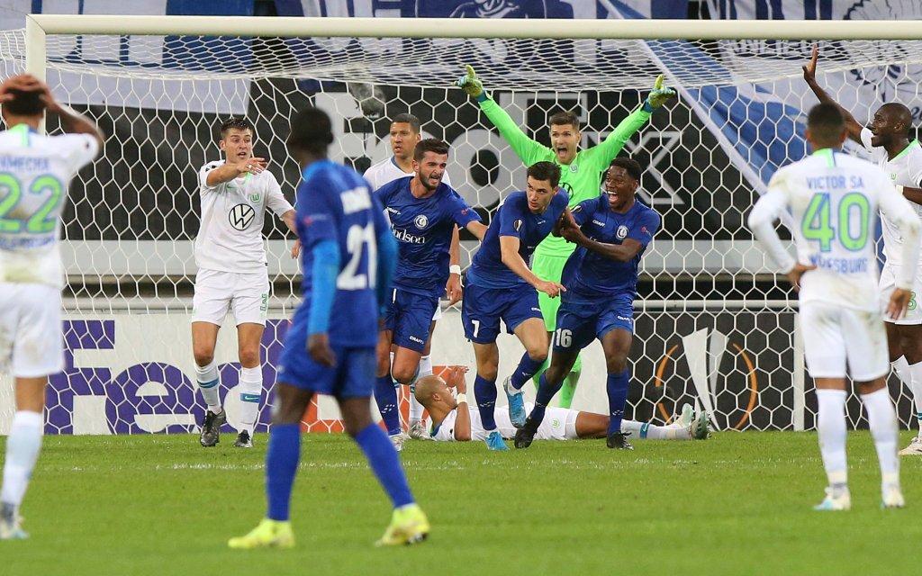 Gegen Gent sollte der VfL wieder in die Erfolgsspur finden.