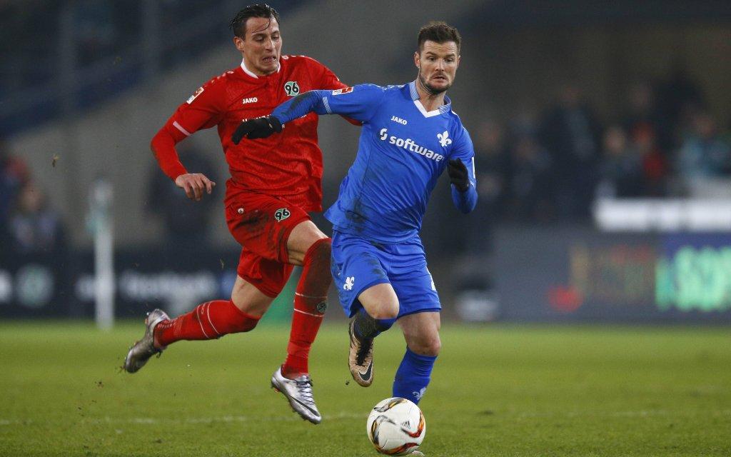 Hannover-Darmstadt: Abstiegskampf pur in Liga 2