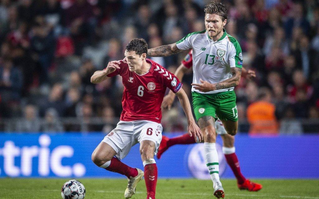 Irland braucht Sieg im Endspiel gegen Dänemark