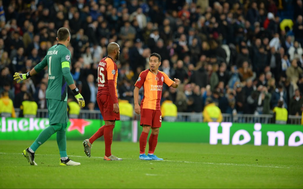 Nicht alles süper bei Galatasaray: 0:6 in Madrid