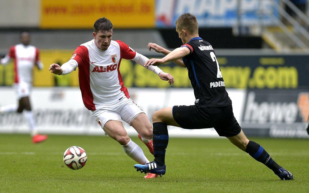 Paderborn-Augsburg: Abstiegskampf in Ostwestfalen