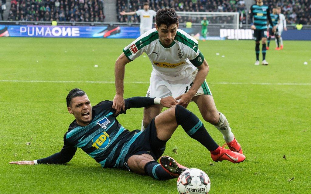 Hertha - Gladbach: Holt sich Klinsi drittes Spiel am Stück?