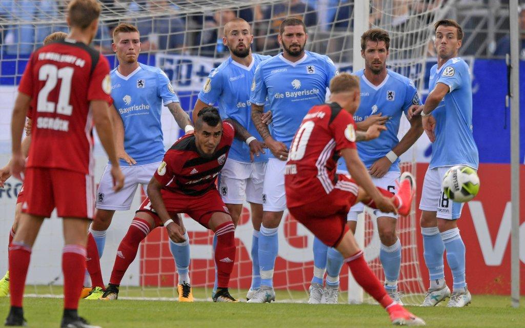 FCI will gegen 1860 Abstand zur Tabellenspitze verringern