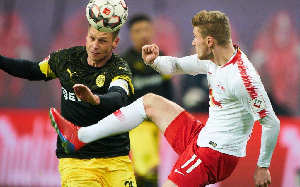 Dortmund will den 6. Heimsieg gegen RB holen.