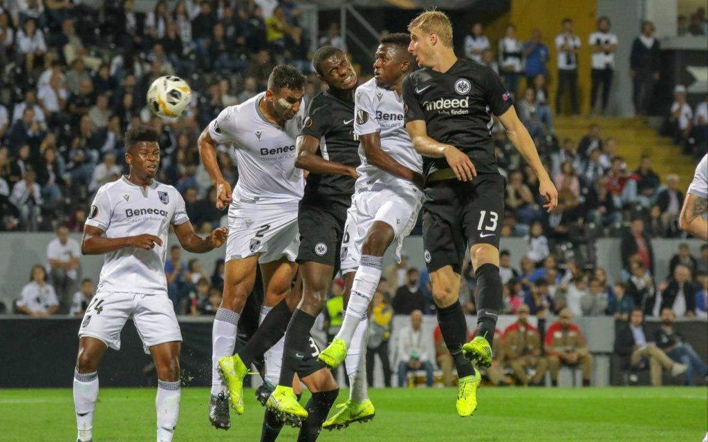 Triumphiert Frankfurt erneut gegen Guimaraes?
