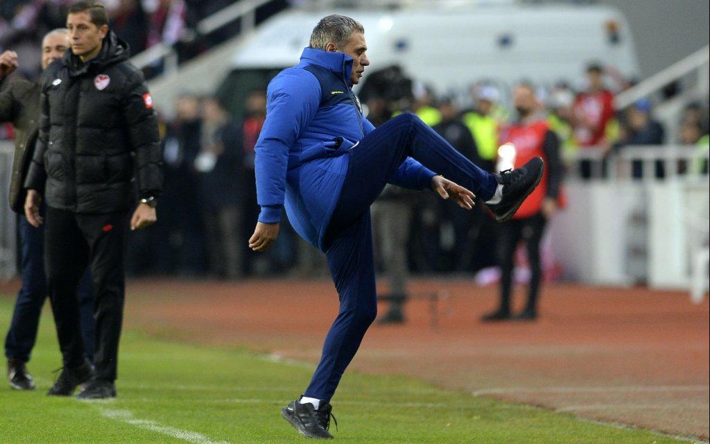 Wieder alles süper bei Fenerbahce-Trainer Ersun Yanal
