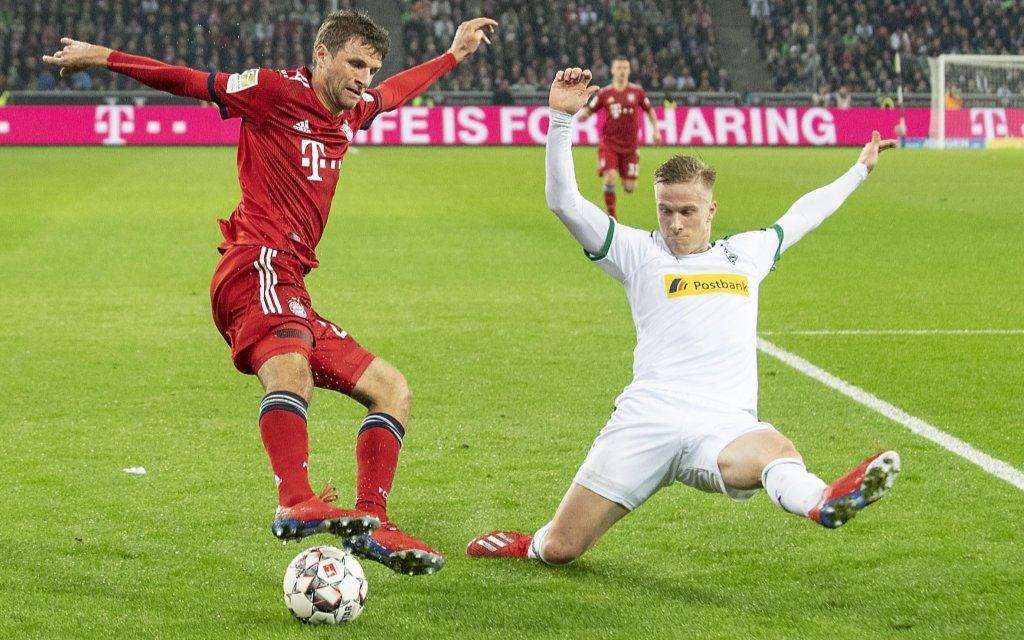 Gladbach-Bayern: Siegt der Spitzenreiter auch gegen den Rekordmeister?