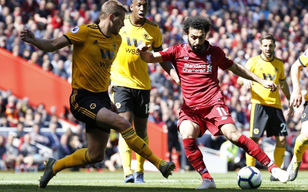 Liverpool-Wolverhampton: nächster Dreier für Klopp?