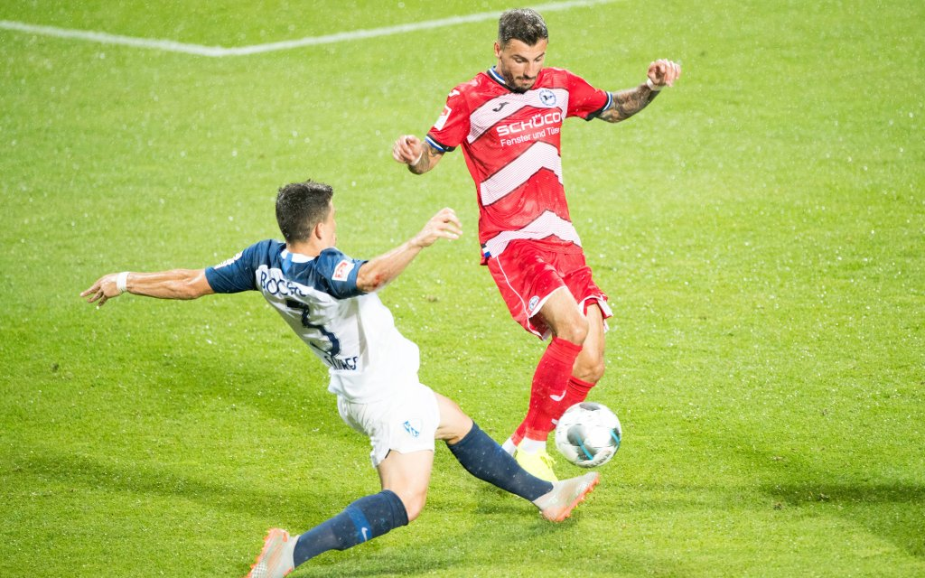 Bielefeld - Bochum: Start nach Maß für Tabellenführer?