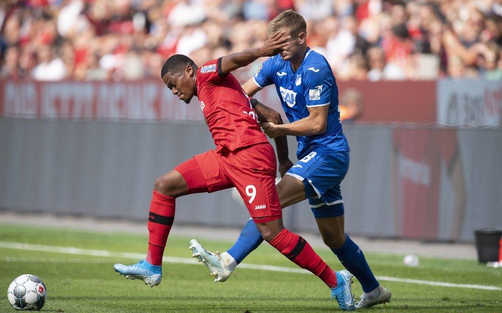 Hoffenheim - Leverkusen: Kampf um Europa