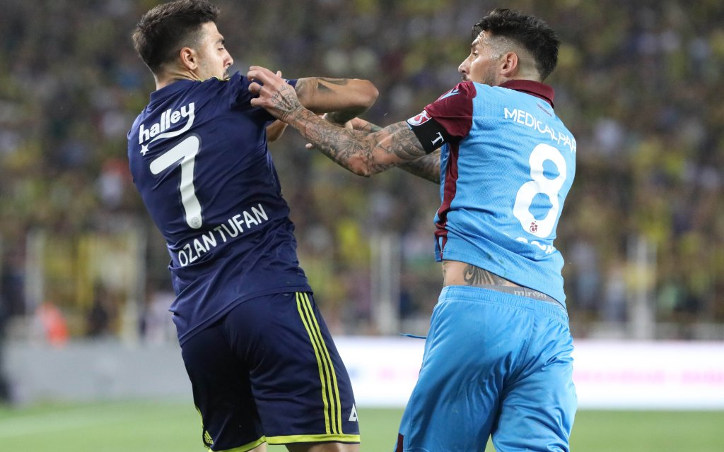 Trabzonspor - Fenerbahce: Wer hat die Nase vorn?
