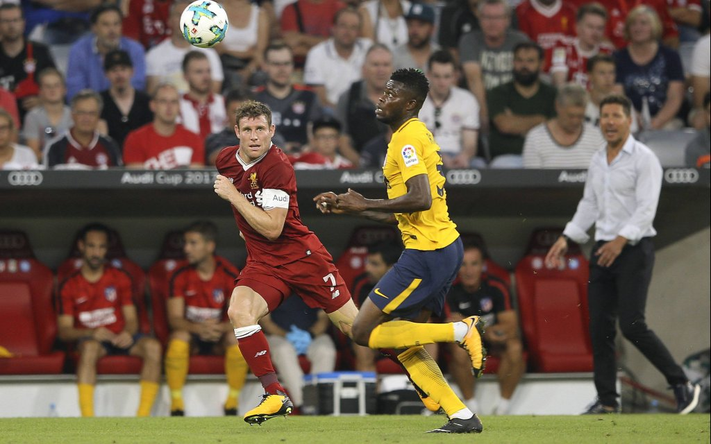 Atletico - Liverpool: Sieg gegen den Titelverteidiger?