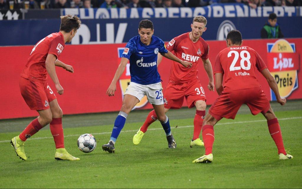Köln - Schalke: Gibt es wieder ein Remis?