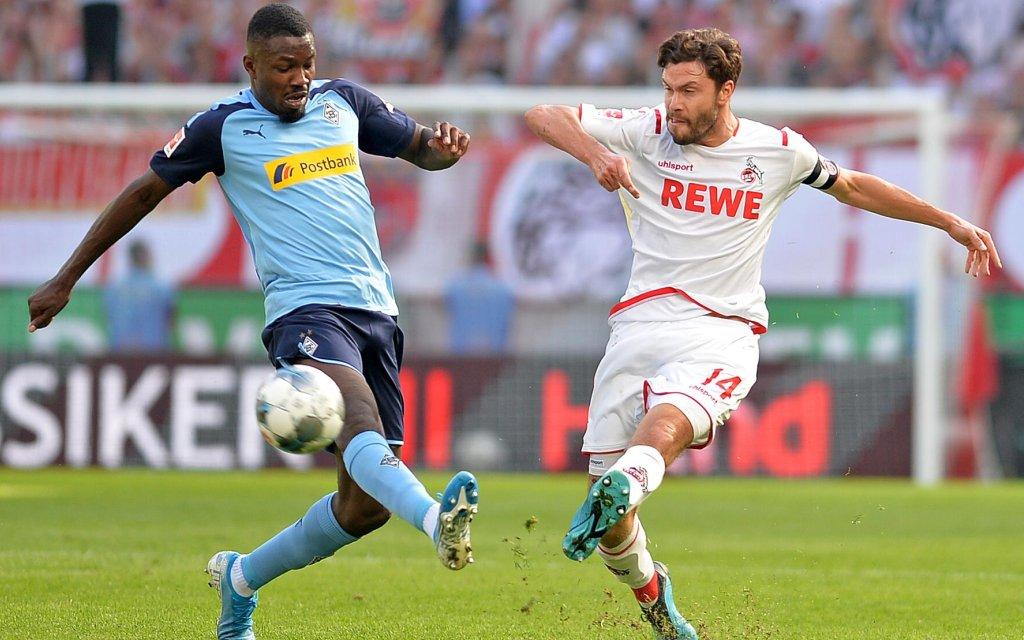 Gladbach gegen Köln ohne Zuschauer.