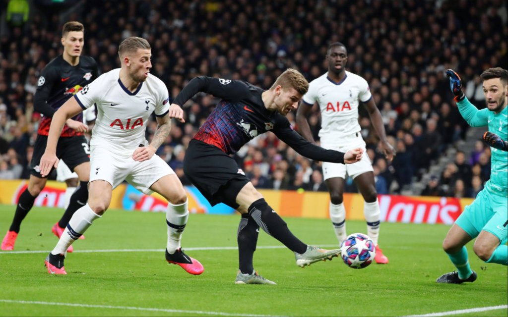 Leipzig - Tottenham: Macht RB das Viertelfinale klar?
