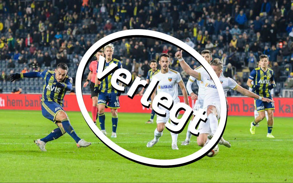 Fenerbahce - Kayserispor: Beendet Fener die Negativserie?