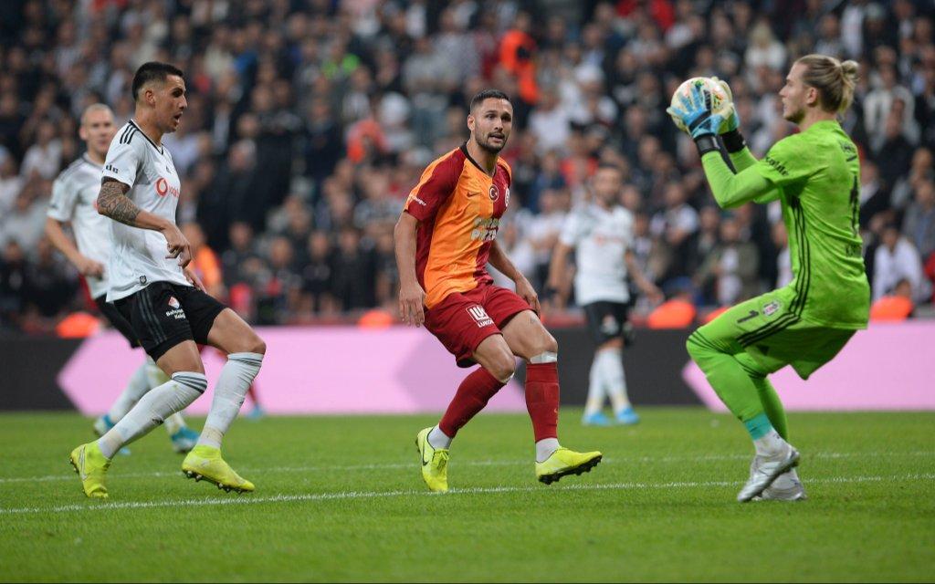 Galatasaray - Besiktas: Das Derby findet ohne Fans statt