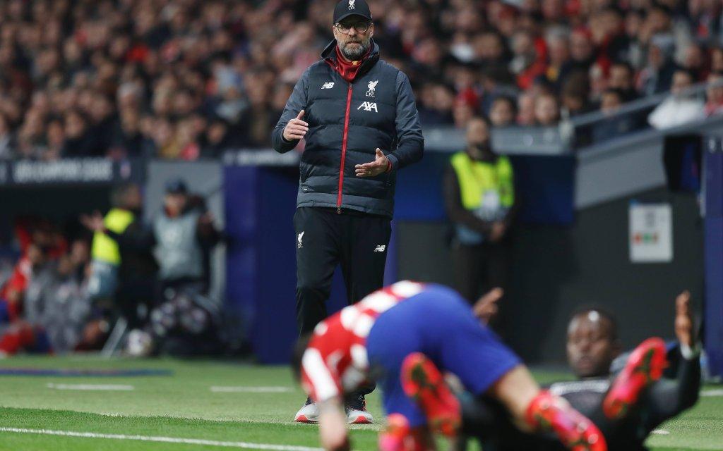 Liverpool - Atletico: Dreht Klopp das Ding?