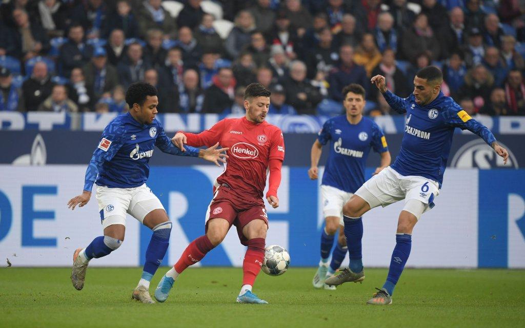 Düsseldorf gegen Schalke - ein weiteres Unentschieden?